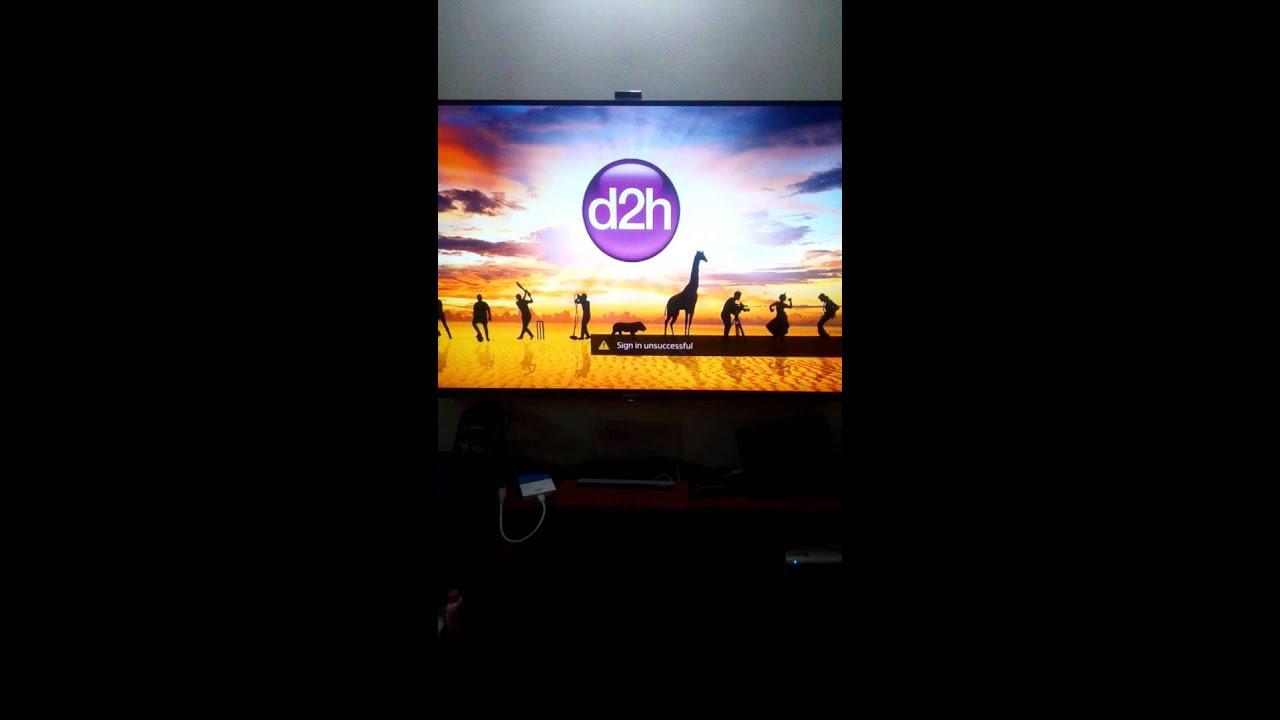 Videocon D2h Remote Problem Youtube