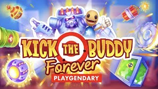 Kick the Buddy: Forever - All Weapons Unlocked