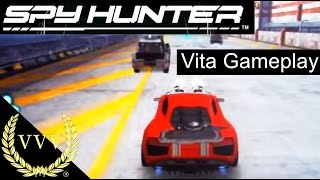 Spyhunter Vita Gameplay