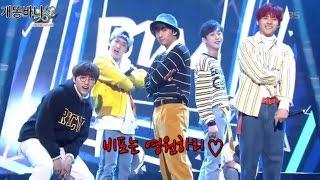 """[비원에이포+ B1A4] 팬들심장 폭행사건 """"Sparkling"""" (Feat. 이래서 우리가…"""