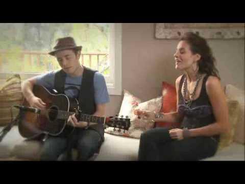 Terrified - Kara DioGuardi and Jason Reeves (Live)