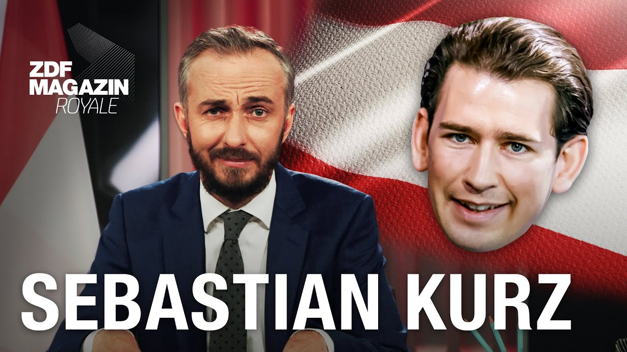 Sebastian Kurz - der Penatenkanzler & seine türkise Familie | ZDF Magazin Royale