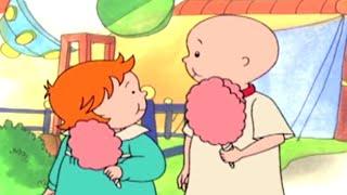Kajtus po polsku | Kajtus i Park Rozrywki | Bajki dla dzieci | Animacja kreskówka | Caillou Polish