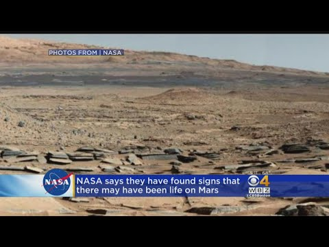 Michael J. - Nasa found life on Mars AND an alien civilization 1500 Light Years away