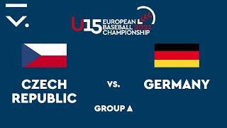 U15 European Championship 2021 - Czech Republic vs. Germany
