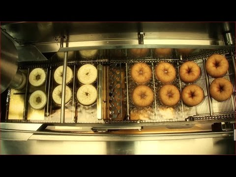 Making Cake And Yeast Raised Donuts With Belshaw's Donut Robot® Mark II System