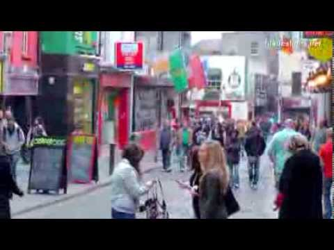 Dublin, city tour, Ireland travel / guide / visit - Guía de Irlanda, turismo, visitar