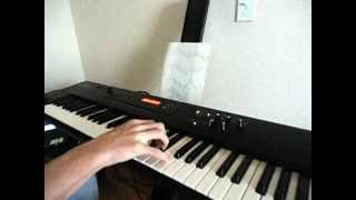 Kids - MGMT Keyboard Solo Cover