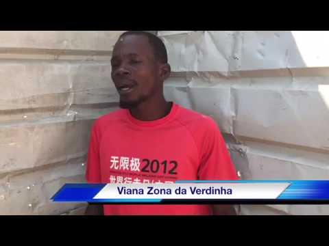 Maka de terra entre supostos militares e populares-Luanda