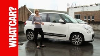 Fiat 500L long-term test - first report - What Car? 2013