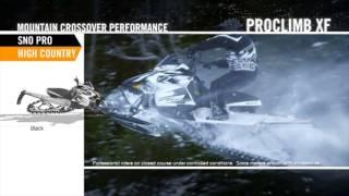 Кроссовер снегоходы XF- серия ( CROSSOVER )