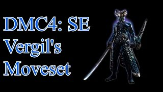 Devil May Cry 4: Special Edition - Vergil