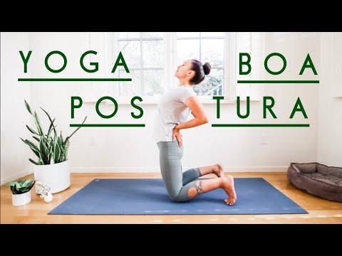 Yoga para Postura Saudável - 5 Posturas | 10Min - Pri Leite