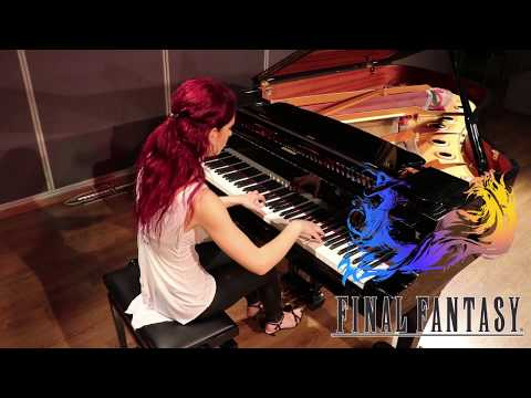 Final Fantasy X (To Zanarkand) - piano cover - MariLena Plitsi