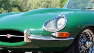 1966 Jaguar E-type 4.2 Litre OTS (roadster) series 1