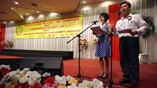 Mc Mandarin Linda Lin Reuni Tribukit Medan