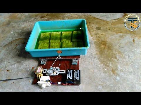 homemade pcb etching machine//technical kumar