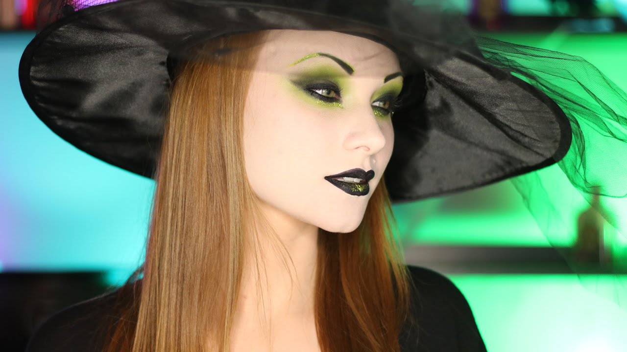 Pretty Witch Makeup Tutorial Youtube