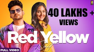 Gambar cover Red Yellow Suit Song : Karan Singh Arora Ft. Ashnoor Kaur | S Mukhtiar | DjUpsideDown | Hero Music