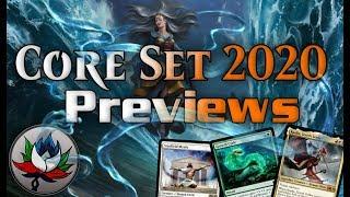 Core Set 2020 Spoilers: Kaalia, Zenith Seeker; Golos, Tireless Pilgrim; Starfield Mystic, and more!