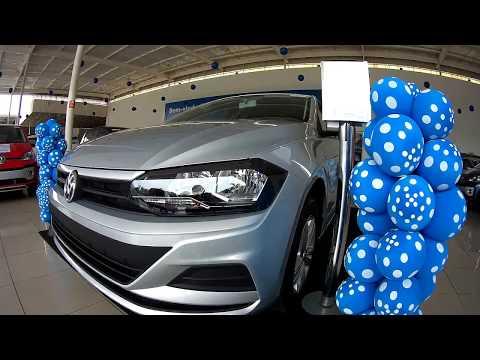 Volkswagen Polo 2018 1.0 MPI, em detalhes - Teste Automotivo