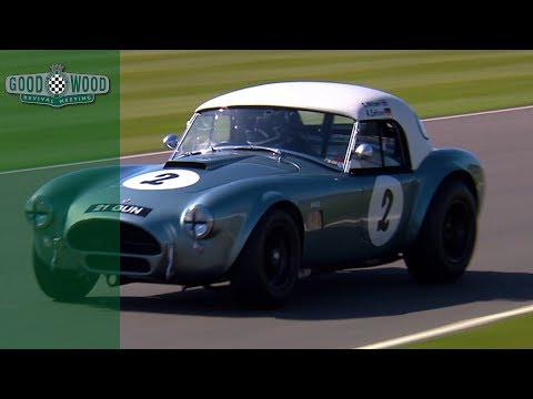 Watch a Le Mans Winner Push This Original Shelby Cobra to the Edge