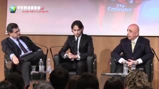 Pippo Inzaghi Presentazione DVD alla gazzetta dello sport