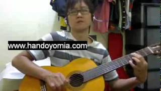 Top Of The World   Carpenters   FingerStyle Guitar Solo