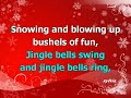 Jingle Bell Rock (karaoke) jazz