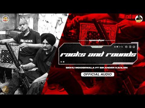 Racks And Rounds(Official Audio) Sidhu Moose Wala | Sikander Kahlon | The Kidd | Moosetape