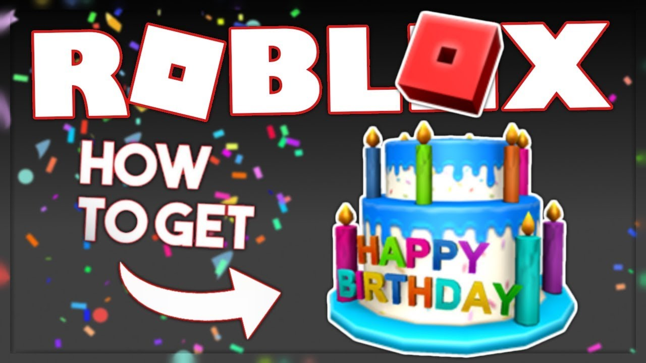 NEW ROBLOX 12TH BIRTHDAY CAKE PROMO CODE 2018 EXPIRED INVALID