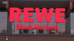 Rewe Eröffnung
