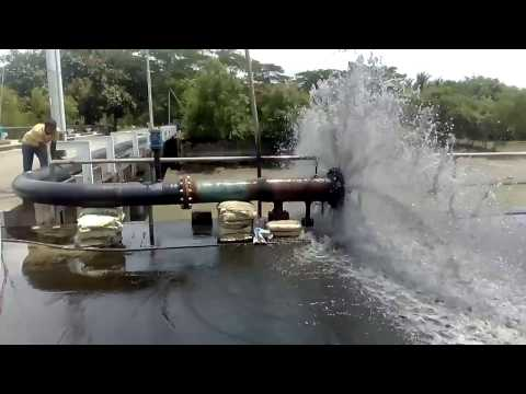 Pipeline Dewatering / Pigging After Hydrostatic Test ( pre-commissioning)