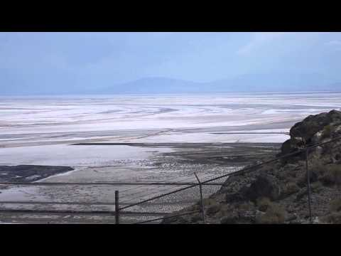 Overview of Bonneville Salts Flats and Surrounding Mining Operations August 3, 2015