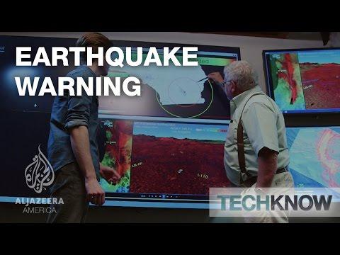 Earthquake Warning - TechKnow