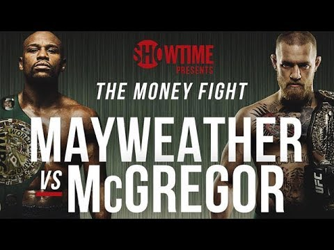 MAYWEATHER VS. MCGREGOR FULL CONFERENCE CALL WITH DANA WHITE, LEONARD ELLERBE, AND STEPHEN ESPINOZA