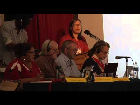 The People's Tribunal on the Canadian Mining Industry: Day 2