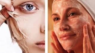 КАК УБРАТЬ МОРЩИНЫ ЧУДО МАСКА от МОРЩИН Пигментных пятен Отбеливание кожи и подтяжка лица