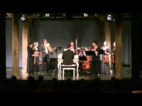 COLLEGIUM MUSICUM Den Haag - Vivaldi Il gardellino - Dalheimer Sommer 2011