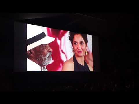 23° Mostra Tiradentes: Homenagem a Antonio e Camila Pitanga pelo Canal Brasil