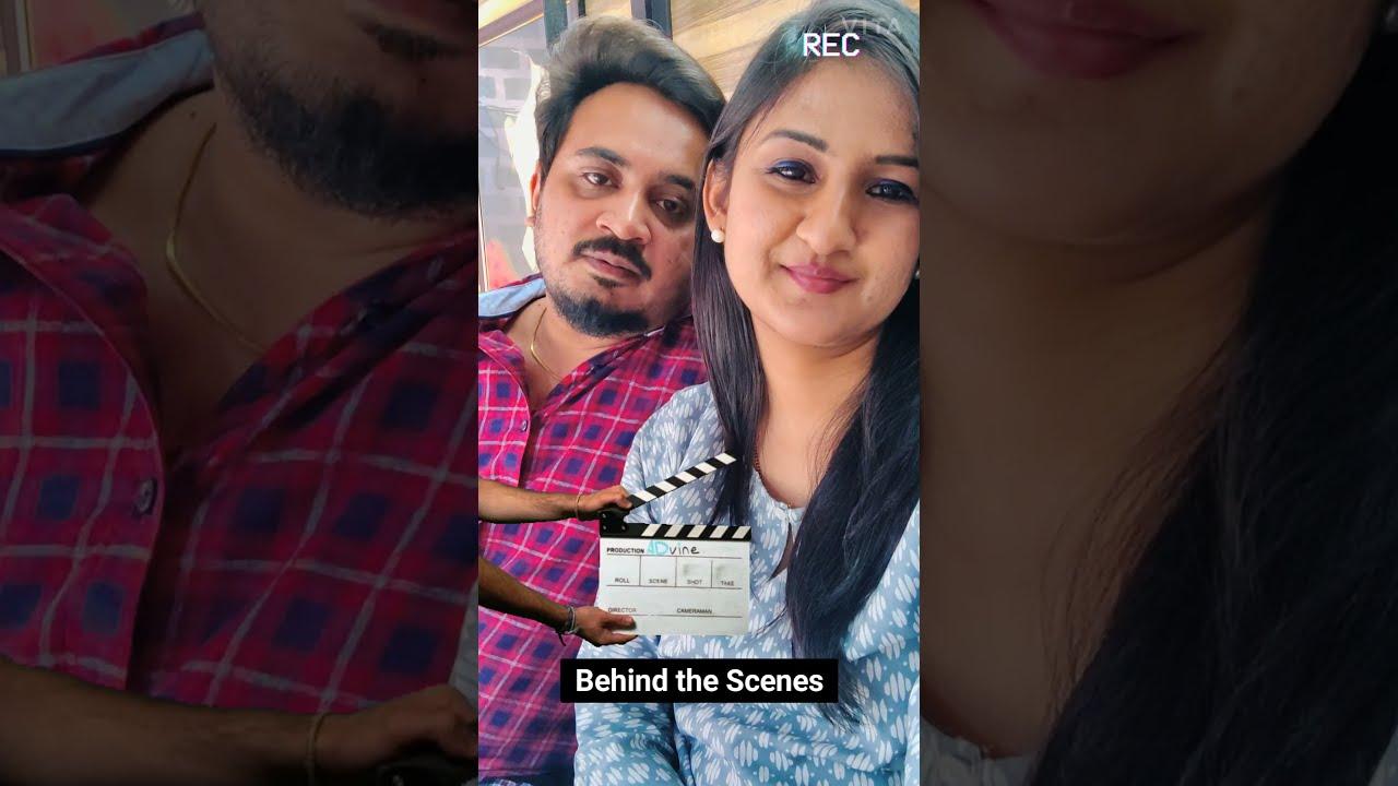 behind the scenes | Vivek Priyanka Vlogs | BTS Video