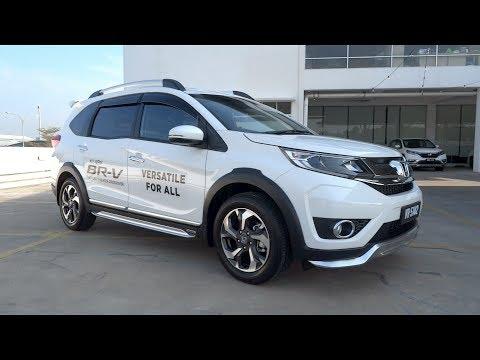 2017 Honda BR-V 1.5 V Start-Up and Full Vehicle Tour