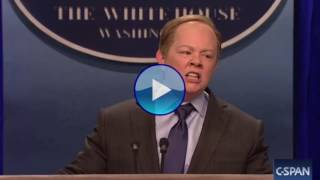 Saturday Night Live Just Said Goodbye To Sean Spicer With The Perfect Video