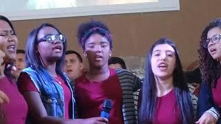 Festa dos adolescentes, igreja  congregacional de Santo agostinho VR RJ