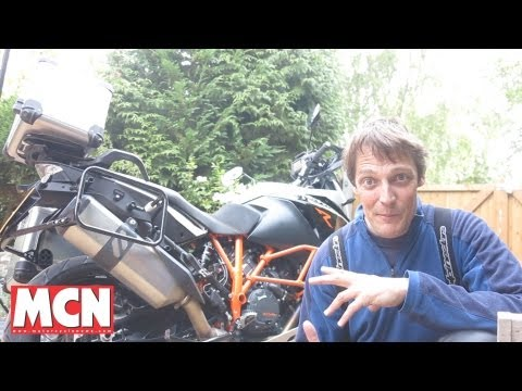 KTM 1190 Adventure R to Imola | Video Diary | Motorcyclenews.com