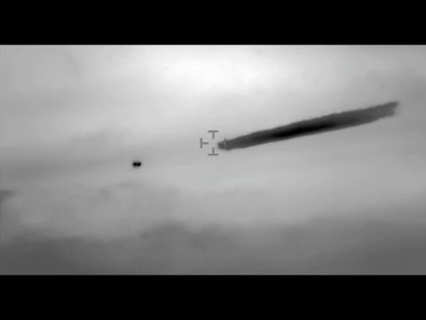 Crazy! Chilean Navy Releases Video of UFO Spraying Something Into Atmosphere