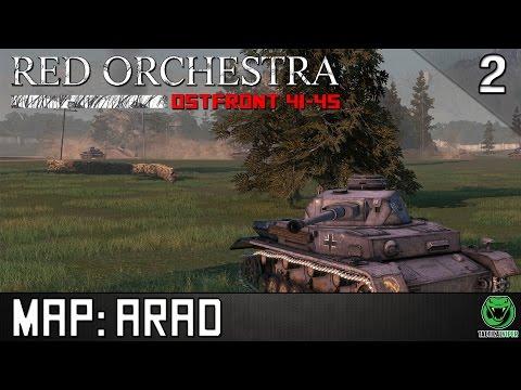RED ORCHESTRA - Panzer-Übermacht auf Arad / Let