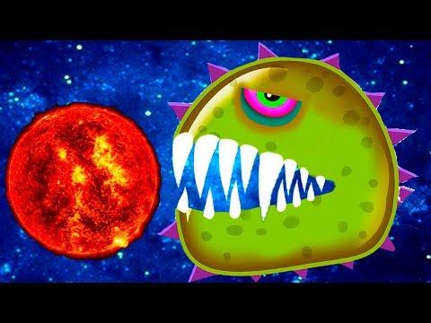 Мультфильм земля мутантов