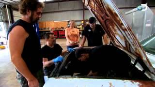 Rusty Old Mustang | Texas Car Wars