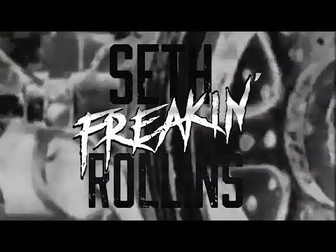 2017 ☁ Seth Rollins Custom Nameplate (Remake) ||